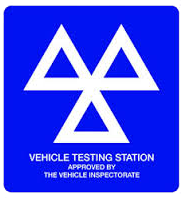 Approved MOT station